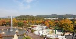안산노적봉공원 시공사진입니다.